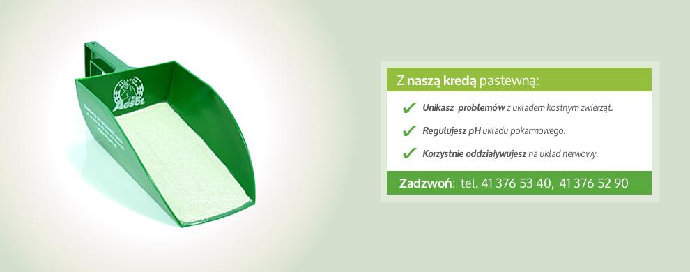 kreda pastewna banner
